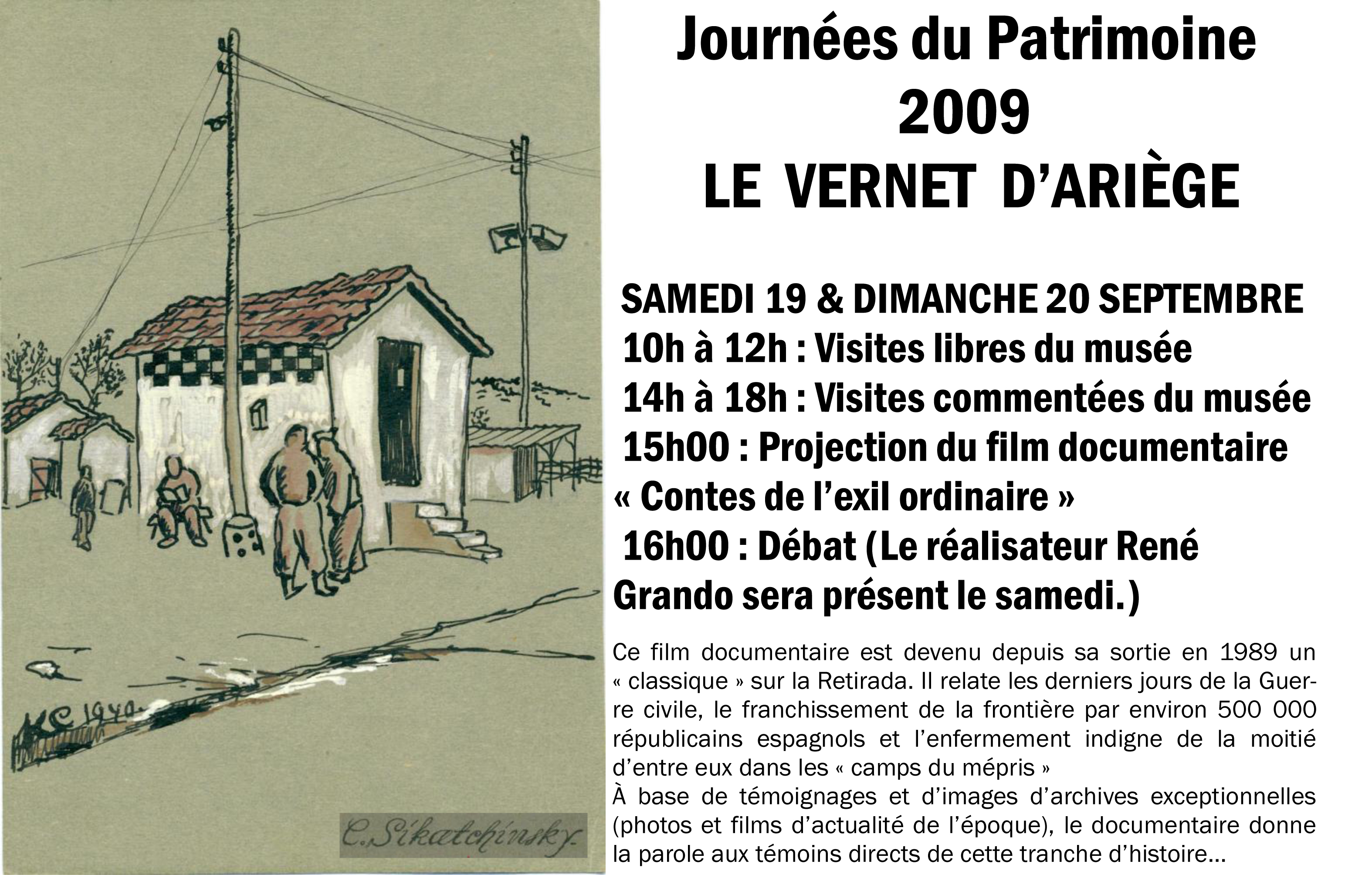 Patrimoine 2009 _ariege